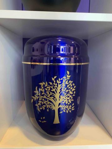 urne-metal-bleu