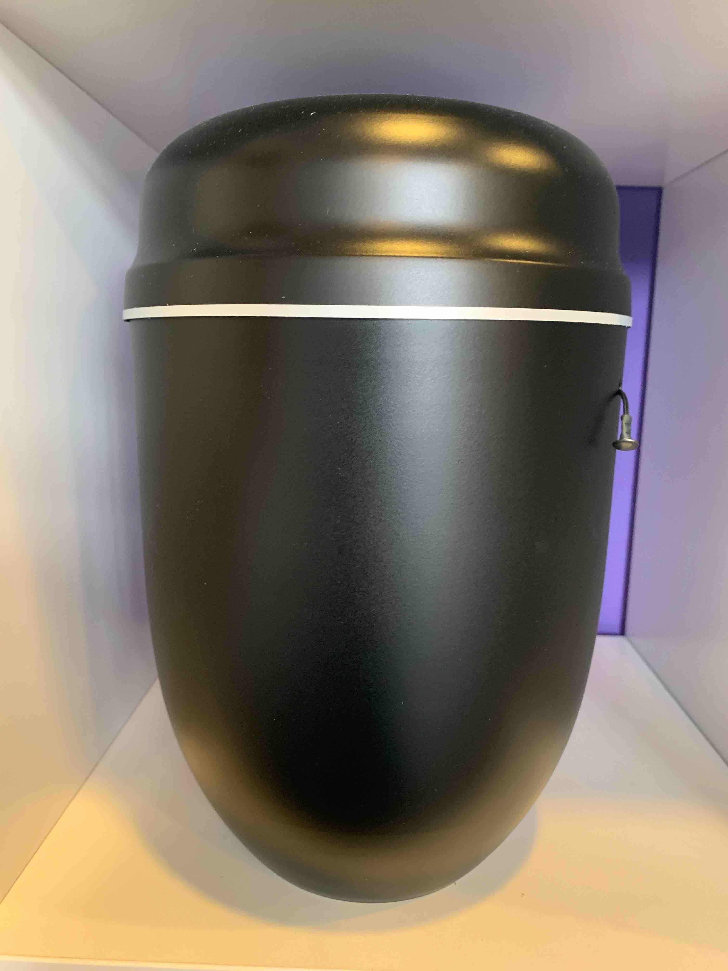 urne-metal-gris