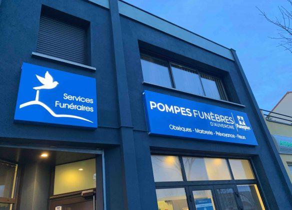 Entreprise de pompes funèbres indépendante à Clermont-Ferrand